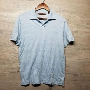 Perry Ellis Soft Knit Polo Shirt. Brand New!
